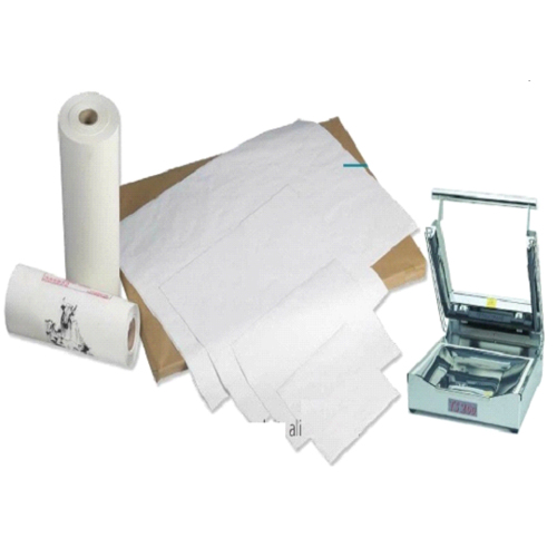 Papiers thermosoudables